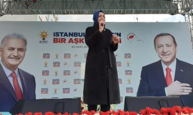 Genel Başkan Yardımcısı Kaya Bahçelievler'de