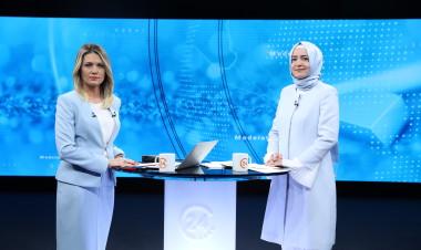 Bakan Kaya, 24 TV canlı yayınında gündeme ilişkin açıklamalarda bulundu