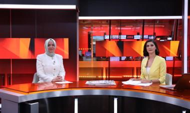 Bakan Kaya, CNN TÜRK Canlı Yayınına Konuk Oldu