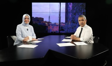 Bakan Kaya, Habertürk TV'de Akılda Kalan Programına Konuk Oldu