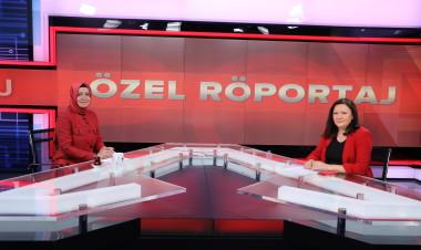 Bakan Kaya, TRT Haber canlı yayınına konuk oldu