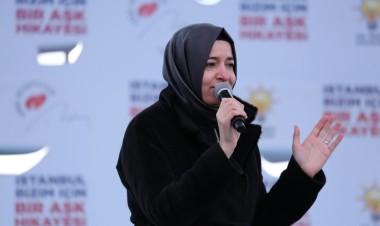 Genel Başkan Yardımcısı Kaya Çekmeköy'de