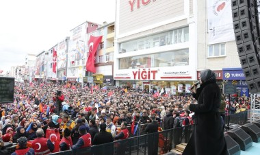 Genel Başkan Yardımcısı Sultanbeyli'de