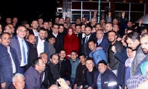 Başkan Kaya Nevşehir'de