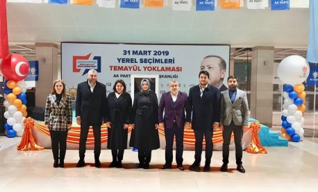Genel Başkan Yardımcısı Kaya Bursa'da