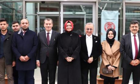 Genel Başkan Yardımcısı Kaya Zeytinburnu'nda