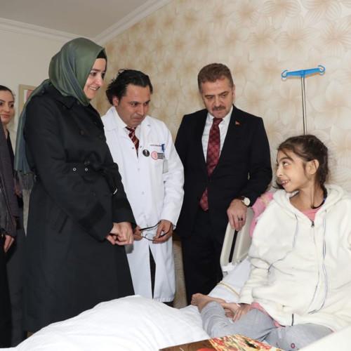 Genel Başkan Yardımcısı Kaya Gaziosmanpaşa'da