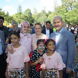 Genel Başkan Yardımcısı Vatandaşlarla Bayramlaştı